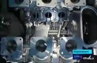 نحوه عملکرد موتور توربو V6 ماشین فرمول یک , www.ipvo.ir