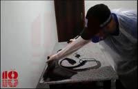 آموزش صفرتاصد اجرای کفپوش اپوکسی02128423118-09130919448-wWw.118File.Com