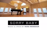 رعنا منصور آهنگ Sorry Baby