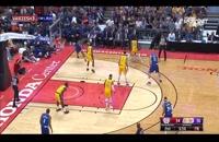 ویدیو خلاصه بسکتبال لس آنجلس لیکرز - لس آنجلس کلیپرز
