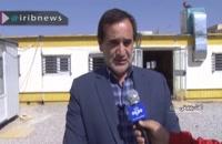 آخرین اخبار درباره زلزله زدگان کرمانشاه تاریخ 97-06-04