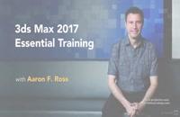 آموزش تری دی مکس 2017 از Lynda