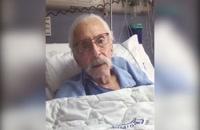 واکنش بغض آلود جمشید مشایخی به درگذشت انتظامی