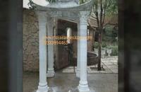 ستون فایبرگلاس | مجسمه پلی استر