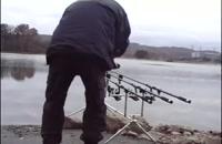 اموزش علمی ماهیگیری کپور با لنسر