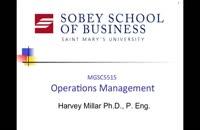 055029 - مدیریت عملیات