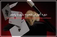 بهترین آموزش شعبده بازی با پاسور-118فایل