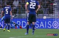 خلاصه بازی ایران 0 - ژاپن 3