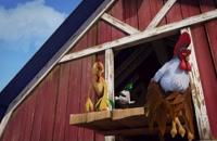 دانلود رایگان انیمیشن سینمایی جوجه خروس ابرقهرمان با دوبله فارسیHuevos- Little Rooster's Egg-Cellent Adventure