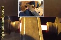 نحوه عملکرد دستگاه پرچ زن هیدرولیکی