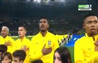 خلاصه بازی برزیل شیلی 3-0