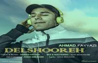 دانلود آهنگ دلشوره از احمد فیاضی