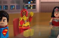 تریلر انیمیشن Lego DC Comics Super Heroes The Flash 2018