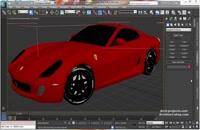 آموزش پیشرفته رندرینگ خودرو با Vray