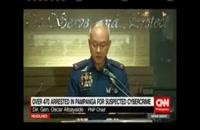شناسایی مرکز سایبری در فیلیپین با هویت شایعه پراکنی بین کشورهای اسلامی و حضور 8 اسرائیلی