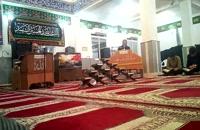 برادر رمضانی قرائت قران در مکتب قران امام حسن مجتبی(ع)