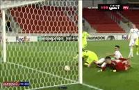 فیلم گلزنی علی قربانی در لیگ اروپا 19-2018