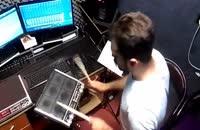 ریتم ترکیبی کونگا تمپو جیمبی برای پرکاشن موزیک افشار