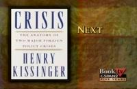 Henry Kissinger on Negotiation Skills, Tactics 2003