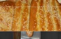 آموزش پختن نان بربری به روشی آسان ترد وخوشمزه در خانه
