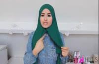 ایده های جدید بستن شال و روسری برای شیک پوشان