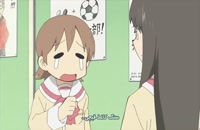 انیمه کمدی Nichijou زندگی عادی من قسمت 5 (زیرنویس فارسی)