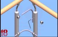 طریقه نصب انواع نرده و حفاظ 02128423118-09130919448-wWw.118File.Com