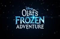 دانلود رایگان فیلم Olafs Frozen Adventure 2017 دوبله فارسی با لینک مستقیم