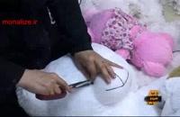تولید عروسک