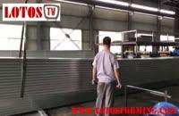 ماشين آلات صنعتی رول فرمینگ / خطوط صنعتی دستگاه رول فرمینگ