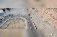 پیست غرب مجموعه ایران آرسی کار پارک ارم
