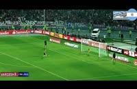 کلیپی از ناکامی های لیونل مسی در تیم ملی آرژانتین