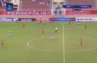خلاصه بازی پرسپولیس الهلال 2-2
