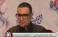 فیلمهای پژمان جمشیدی در جشنواره فجر امسال