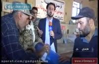 آزمایش موشک دست ساز در روستای کیاسر مازندران