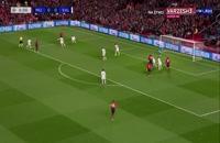 خلاصه بازی منچستریونایتد 0 - والنسیا 0