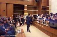 اولین اجرای ارکستر پاپ آراد به رهبری استاد امیر کریمی
