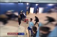 کلیپی از ضربوشتم شدید هواداران کرواسی توسط آرژانتینیها