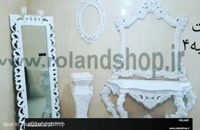 دکور وایت روم | دکور سالن زیبایی | مجسمه فایبرگلاس | مهندس خوشی 09192596870
