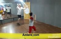 رقص ترکی - آموزش در تهران - Azerbaijan Dance