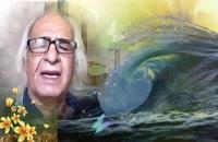 تن لرزه های دریا :  شعر و صدا، استاد هوشنگ رئوف