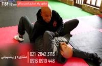 آموزش دفاع شخصی با روشهای ساده