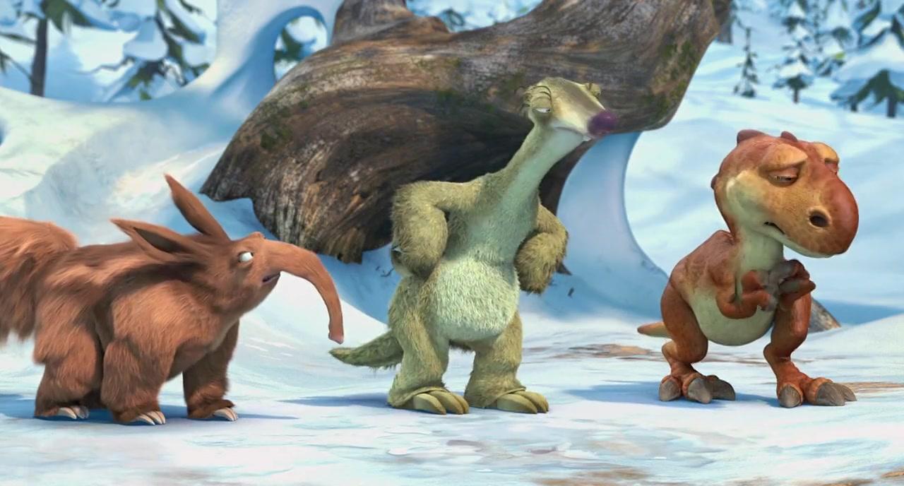 ледниковый период с динозаврами картинки рабочий