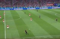 خلاصه بازی کامل روسیه 2 - کرواسی 2 + پنالتی در جام جهانی 2018