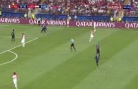 فیلم خلاصه بازی فرانسه 4 - کرواسی 2 فینال جام جهانی 2018
