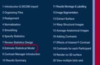 SPM Tutorial 08 - Estimate Statistical Model