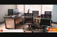 ست میز مدیریت و کنفرانس بنکو