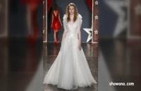 مدل های لباس عروس - للا رز و جنی پکهام بهار 2018