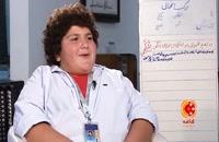 کافه جشنواره - پارسیا شکوری: بچه ها سخت تلاش کنید برای...