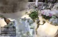 HYPERFORM | طراحی باغ تالار | طراحی محوطه تالار عروسی | طراحی داخلی تالار عروسی | طراحی داخلی تالار عروسی | طراحی تالار پذیرایی